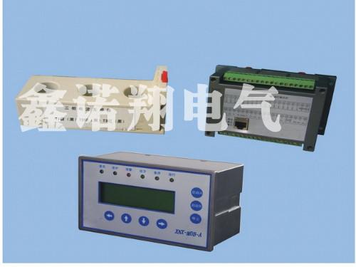 4,采用交流采样技术,可对电动机三相电流,漏电电流,电压,有功功率
